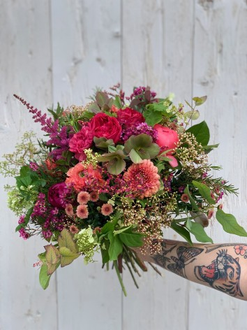 "Bouquet rond ""POP"""
