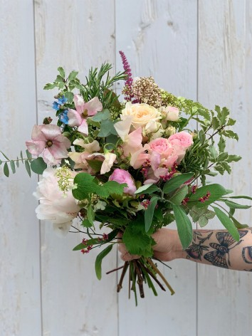 """Bouquet """"Parfums du jardin"""""""